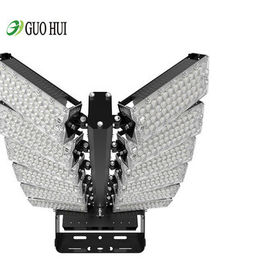 Outdoor Stadium Lamp Led Outside Flood Lights 1200W 1500W 18M Rotated Module Angle